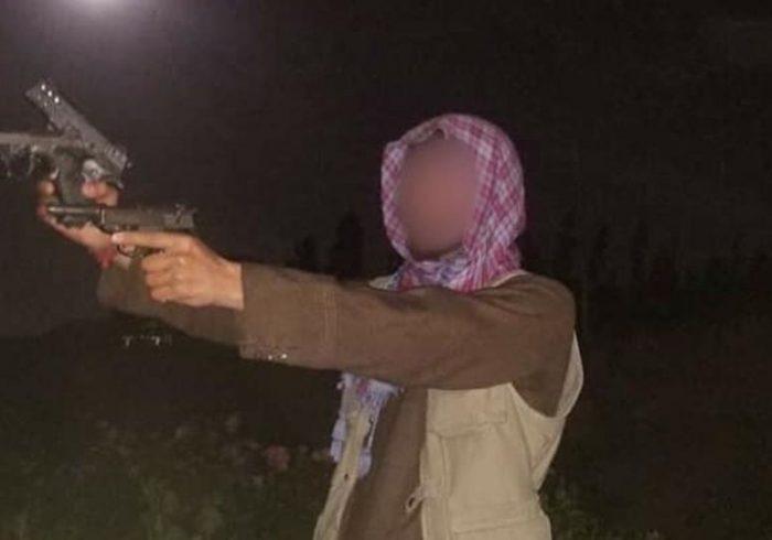 وزارت داخله از بازداشت شیر سیاه سنگ، مجرم خطرناک فراری خبر داد
