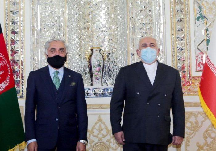عبدالله عبدالله با جواد ظریف دیدار کرد
