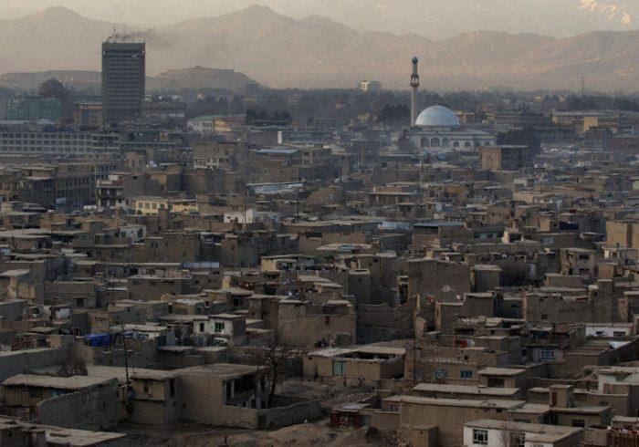 دو غیرنظامی بر اثر انفجار ماین در کابل زخمی شدند