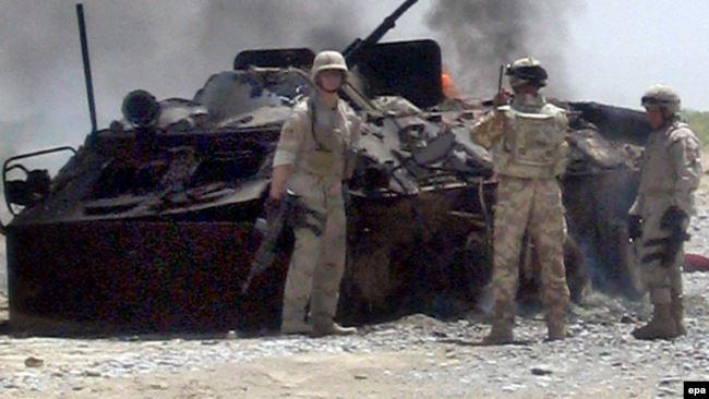 وزارت دفاع رومانیا: ۲ سرباز اینکشور در کندهار زخمی شده اند