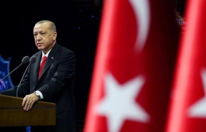 اردوغان خواهان تحریم خرید کالاهای فرانسوی در ترکیه شد
