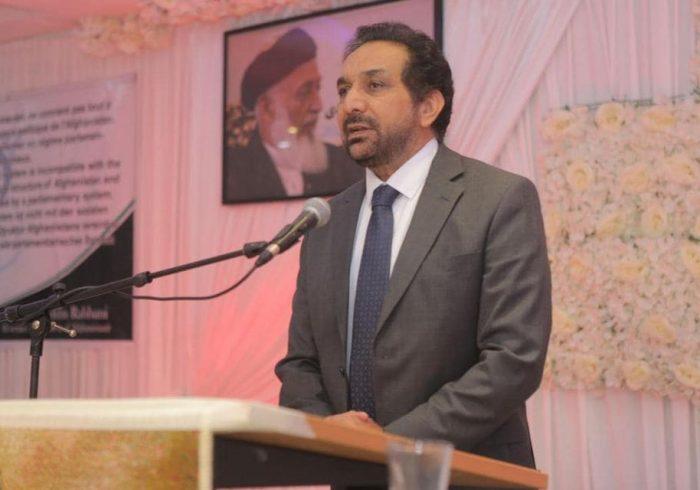 مسعود: حزب جمعیت در مذاکرات صلح نماینده ندارد، حکومت و طالبان به صلح باورمند نیستند