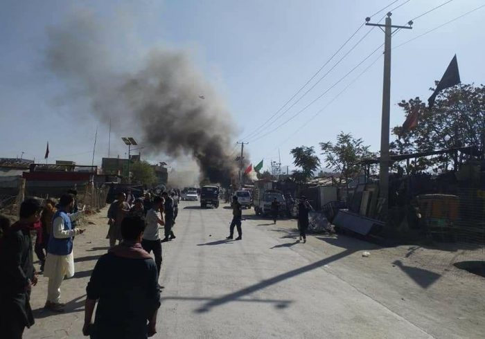 انفجار در کابل؛ ۳ کشته و ۱۰ زخمی بر جای گذاشت