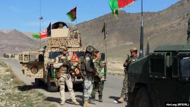 جنگ میان نیروهای حکومت و طالبان در بازار دهراوود ادامه دارد