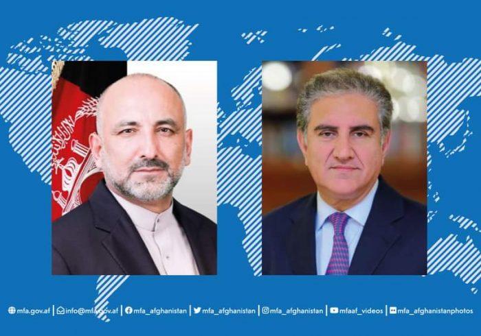 اتمر خواستار همکاری پاکستان در رفع موانع صلح شد