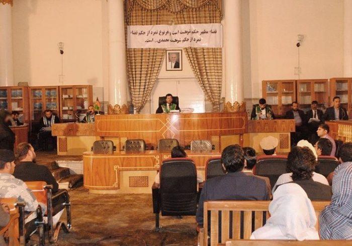 دادگاهی در کابل ۴ نفر را به جرم آدمربایی به اعدام محکوم کرد