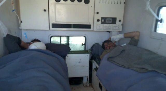 سربازان زخمی و تحت محاصره ارتش پس از درخواست کمک از اشرفغنی نجات یافتند