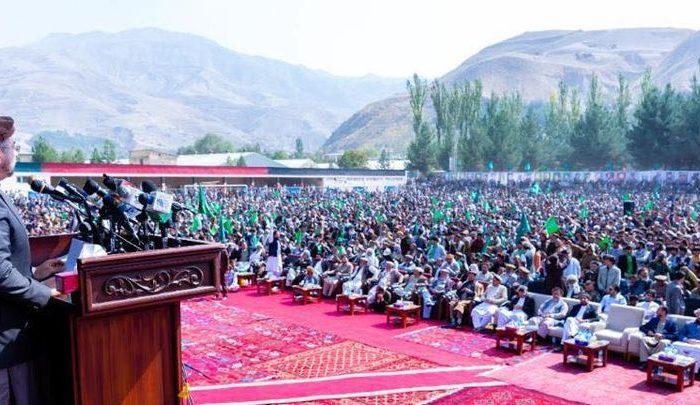 صلاحالدین ربانی «حلقه مقیم ارگ» را به تشدید نفرت و منازعه در افغانستان متهم کرد