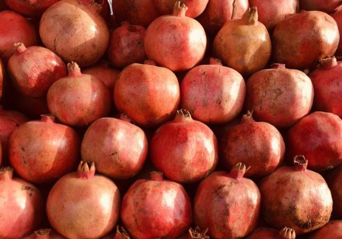 وزارت زراعت: حاصلات انار ده درصد افزایش یافته است