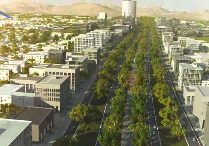روز جهانی شهرها؛ در چهار ولایت، شهرهای جدید ساخته میشود