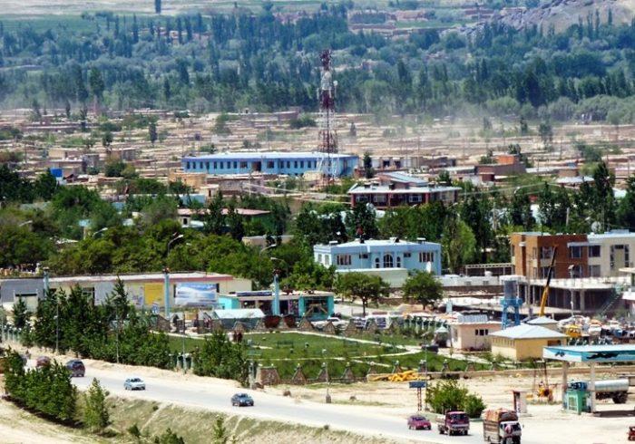 حمله راکتی طالبان بر میدانشهر