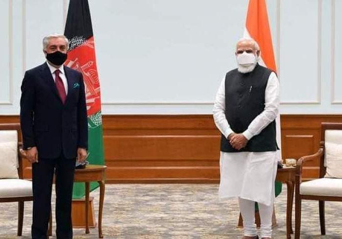 هند از صلح مورد قبول افغانها حمایت میکند
