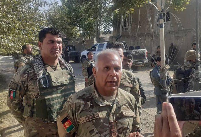 ادامه عملیات نظامی در اطراف شهر تالقان؛ پولیس تخار از تصرف پایگاههای مهم طالبان خبر داد