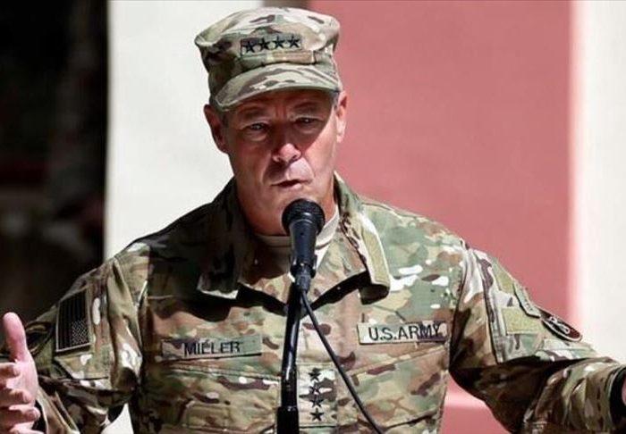 میلر: طالبان منتظر سقوط دولت نباشند، خروج امریکا از افغانستان مشروط است