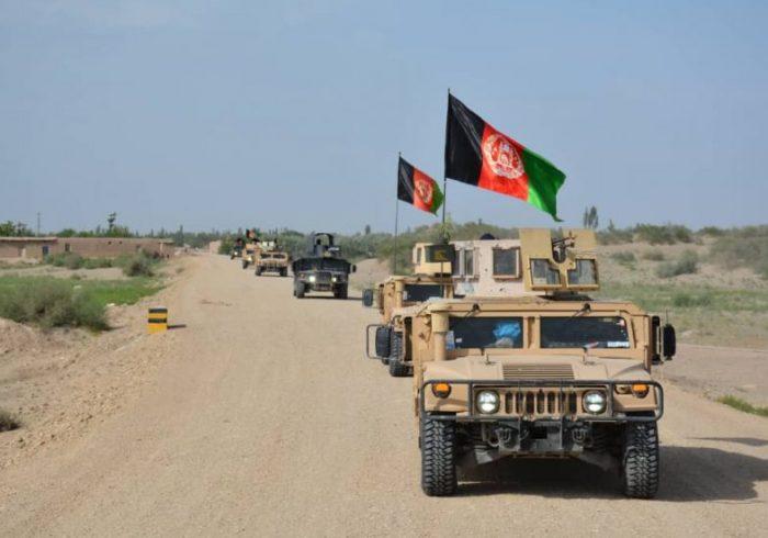 پاکسازی سه روستا در مسیر شاهراه «نمبر دوم» میدان وردک از وجود طالبان