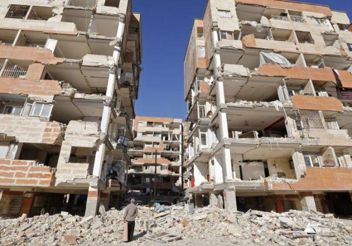زلزله قوی بار دیگر ازمیر را تکان داد