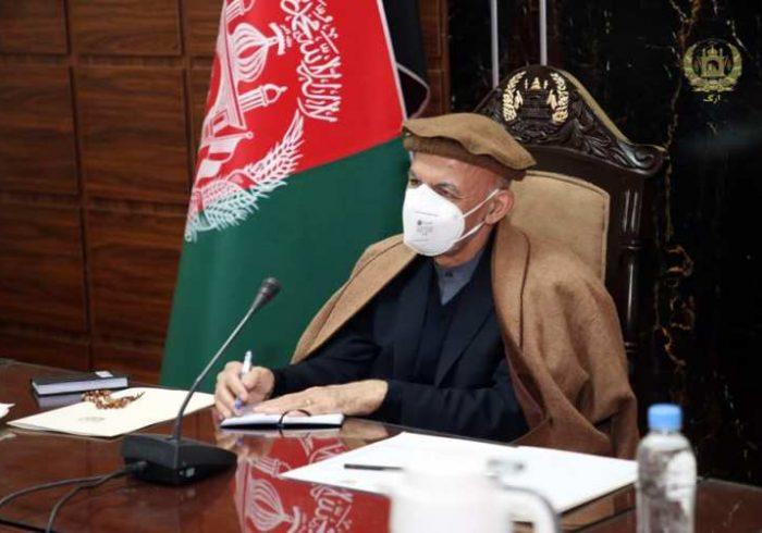 «رییسجمهور غنی از قوه قضاییه خواسته است که تروریستان را علنی محاکمه کند»