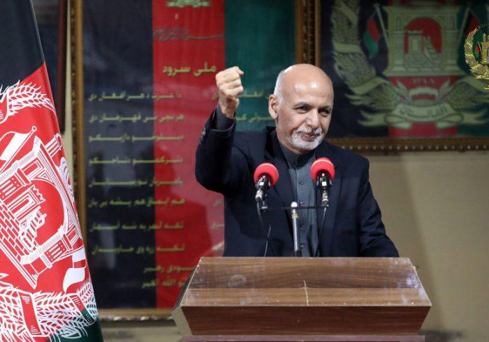 غنی: حکومت آماده است طالبان و فامیل های شان را در چرخه اقتصاد کشور شامل سازد