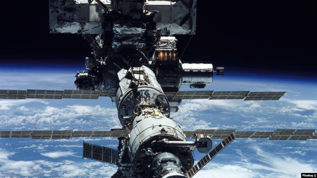 ۴ فضانورد از امریکا به ایستگاه فضایی بین المللی فرستاده شدند