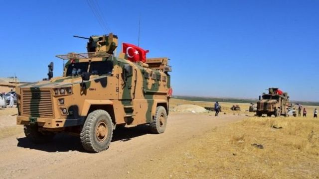 تخلیه بزرگترین پایگاه نظامی ترکیه در سوریه