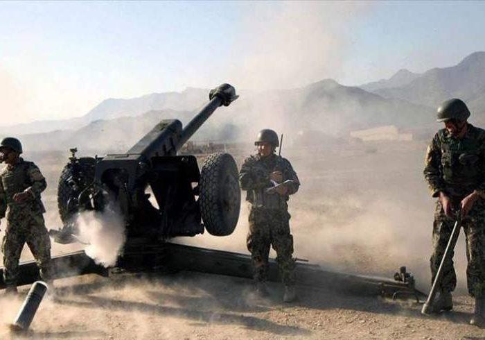 جنگ در ولایات جنوبی؛ ۷۱ جنگجوی طالبان در سه ولایت کشته شدند