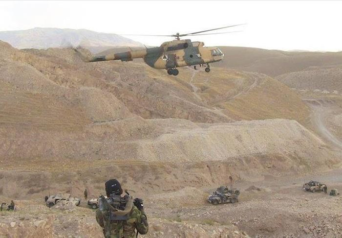 وزارت دفاع: ۶۰ جنگجوی طالبان در قندهار کشته شدند