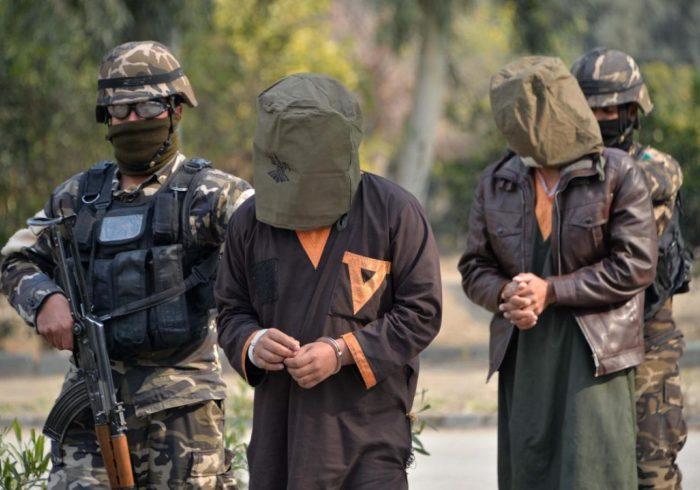 بازداشت دو عضو مهم داعش در ننگرهار