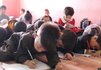 وزارت معارف به سبب سردی هوا شاگردان مناطق سردسیر را رخصت میکند