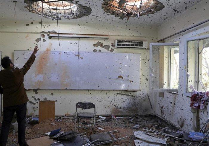 ۱۳ مامور امنیتی در رابطه با حمله به دانشگاه کابل، بازداشت شدند