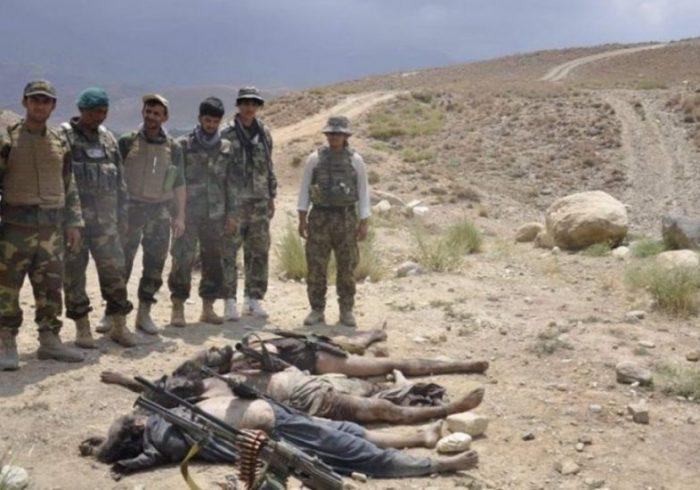 کشته شدن ۱۷ جنگجوی طالب در هرات