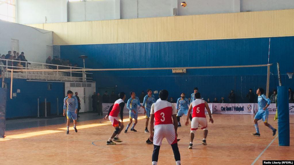 لیگبرتر والیبال افغانستان برای اولین بار برگزار شد