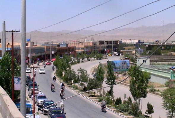 کشته شدن دو نیروی امنیتی در انفجار موتر بمب گذاری شده در پکتیا
