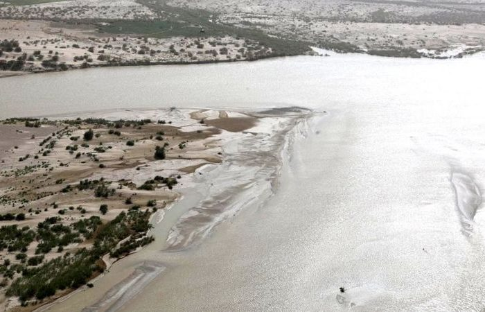 آبگیری آزمایشی سد کمال خان افغانستان در نزدیک مرز با ایران آغاز شد