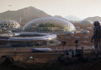 امریکا در کره ماه نیروگاه هستهای میسازد