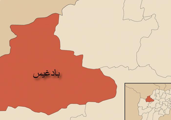 کشته شدن ۳۵ طالبان در ولایت بادغیس