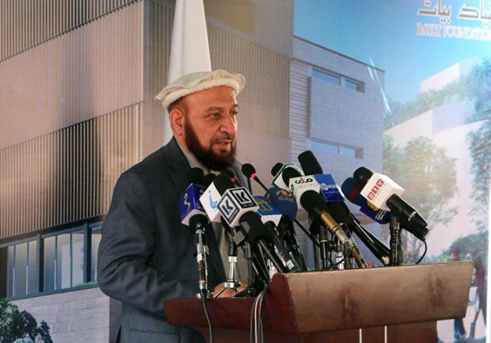 گماشتن انجنیر محمد خان به جای غیرت بهیر در مجلس سنا