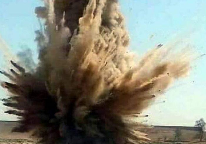 انفجار ماین در غور جان سه تن را گرفت
