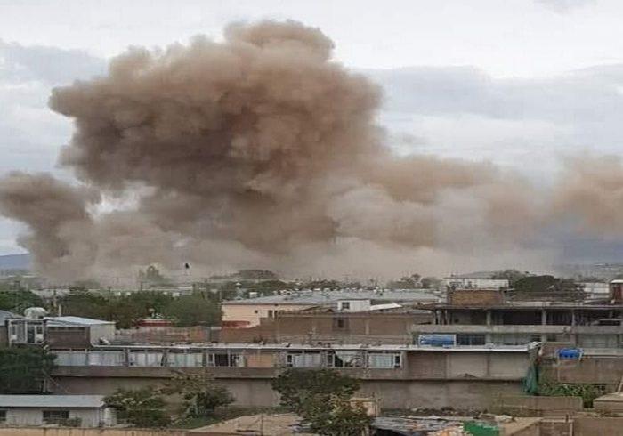 انفجار موتر بمب گذاری شده در شهر گردیز