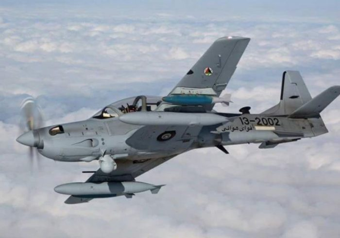 ۳۳ جنگجوی طالبان بر اثر حملات هوایی در قندهار کشته شدند