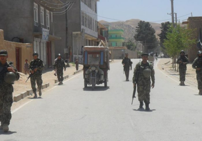 ۸ تن از جنگجویان طالب در فاریاب کشته شدند
