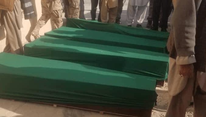طالبان ۴ پولیس محلی را در لوگر کشتند