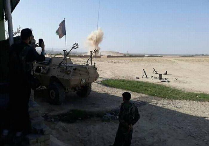 حمله طالبان به بالاحصار کندز؛ ۱۲ نیروی دولتی کشته شدند