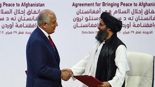 طالبان به دولت بایدن: به توافق دوحه پایبندیم