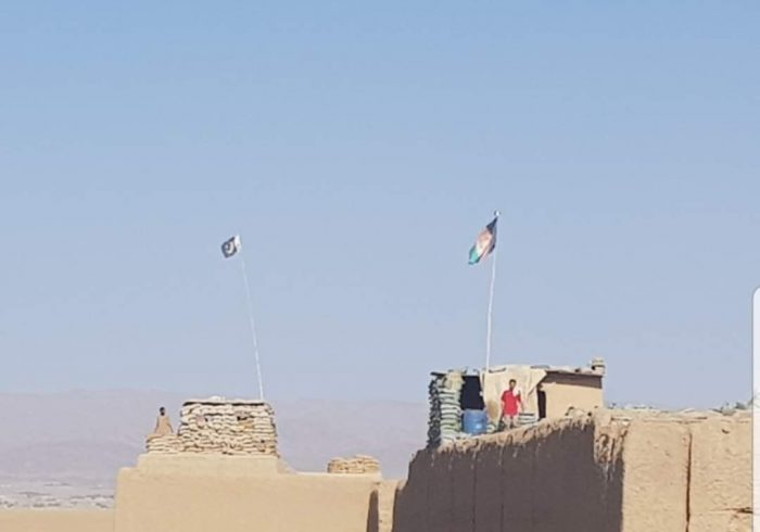نظامیان پاکستان با نیروهای امنیتی افغانستان درقندهار درگیر شده اند