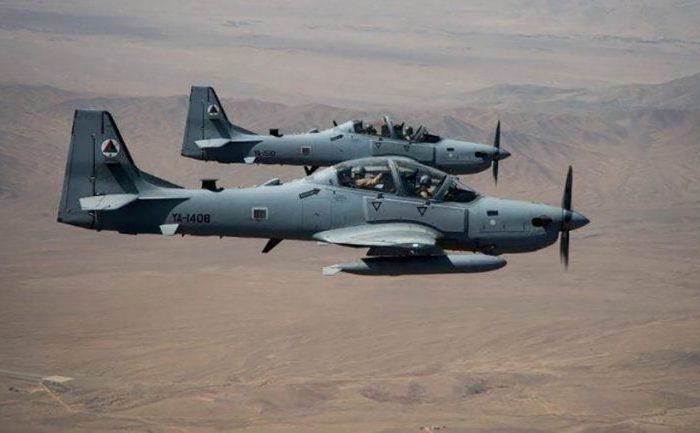 ۱۰۶ جنگجوی طالبان به شمول ۸ فرمانده این گروه در هلمند کشته شده اند