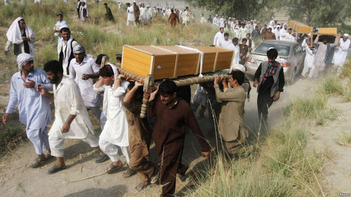 وزارت داخله: طالبان در ۱۰ روز گذشته ۶۳ غیرنظامی را کشتهاند