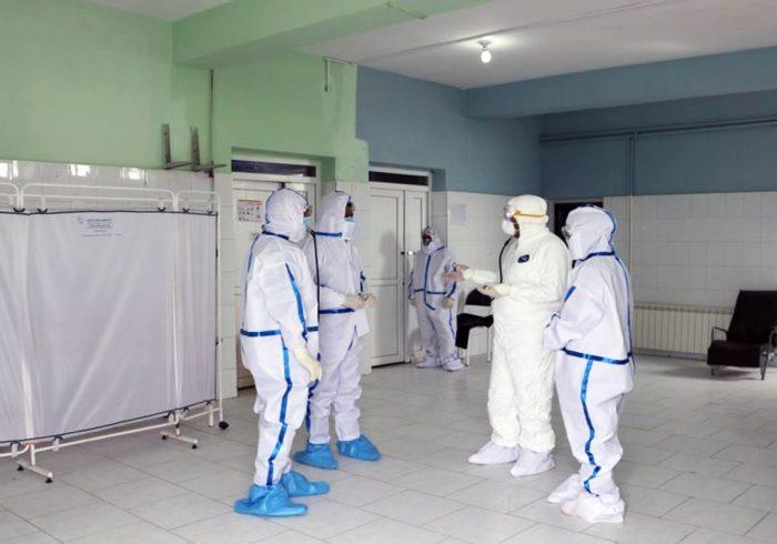 ویروس کرونا؛ در ۲۴ ساعت گذشته ۶ تن جان باخته ۲۷۵  مورد مثبت ثبت شده است