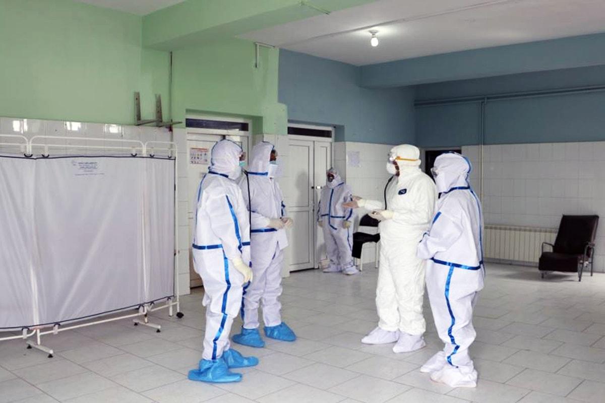 ویروس کرونا؛ در ۲۴ ساعت گذشته ۱۰ تن جان باخته ۳۶۵  مورد مثبت ثبت شده است