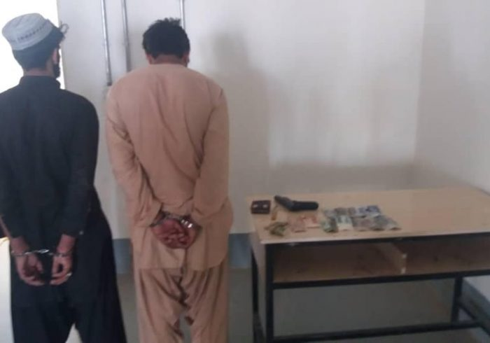 یک افسر پولیس در درگیری با دزدان مسلح درکابل جان باخت