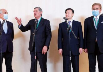 نمایندگان امریکا، روسیه، چین و پاکستان در مورد صلح افغانستان گفتوگو میکنند
